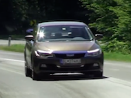 Video test Qoros 3 Sedan  1.6T