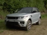 Video test Range Rover Hybrid Sport