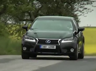 Video test Lexus GS 300H
