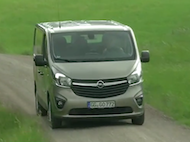 Video test Opel Vivaro
