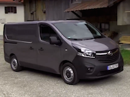 Video test Opel Vivaro 1.6 CDTI BiTURBO