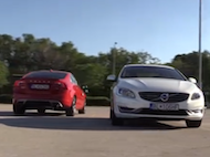 Video test Volvo S60 Drive-E T5 vs Volvo S60 D4 Geartronic8