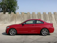 Video test BMW M235i Coupe