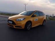 Test Ford Focus ST combi