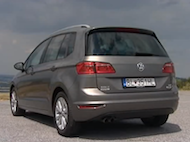 Test VW Golf Sportsvan 1.4 TSI