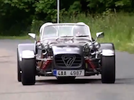 Video test Lotus Super 7
