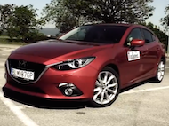 Video test Mazda 3 2,0 Skyactiv Hatchback