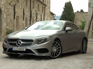 Video test Mercedes Benz S 500 4Matic Coupe