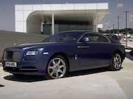 Video test Rolls Royce Ghost vs Rolls Royce Wraith