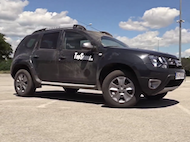 Video test Dacia Duster 1,5 dCi 4WD