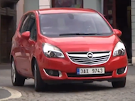 Video test Opel Meriva 1.6 CDTI