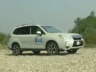 Test Subaru Forester 2,0 D
