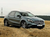 Test Mercedes-Benz GLA 220 CDI