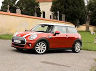 Video test Mini Cooper