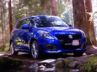 Test Suzuki swift Sport 1.6 VVT