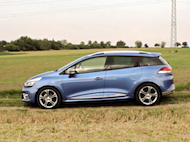 Video test Renault Clio GT