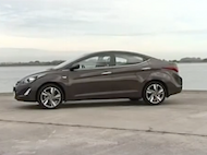 Video test Hyundai Elantra 1.6i
