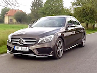 Test Mercedes-Benz C220 Bluetec