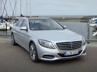 Video test Mercedes Benz S 500 Plug-in Hybrid L