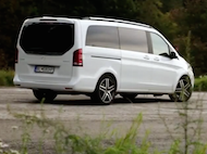 Test Mercedes V 205 BlueTEC
