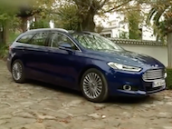 Video test Ford Mondeo 1.5 EcoBoost