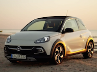 Video test Opel Adam Rocks
