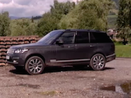 Video test Range Rover 4,4 SDV8