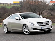 Video test Cadillac ATS 2.0T