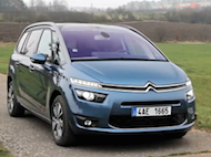 Test Citroën C4 Grand Picasso 2.0 Blue Hdi