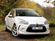 Test Citroën DS3 1.6THP