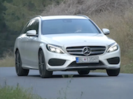 Test Mercedes C220 BlueTEC Kombi