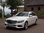 Test Mercedes C220 BlueTec