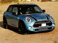 Video test Mini Cooper SD 2.0