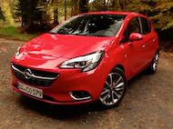 Video test Opel Corsa 1,0 ECOTEC Turbo