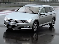 Video test VW Passat Variant 2.0 BiTurbo TDI