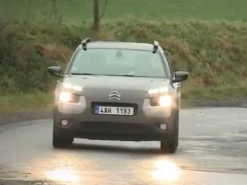 Video test Citroën C4 Cactus