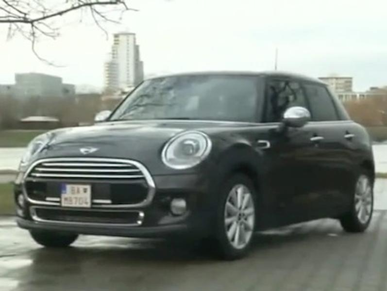 Video test Mini Cooper 5dv