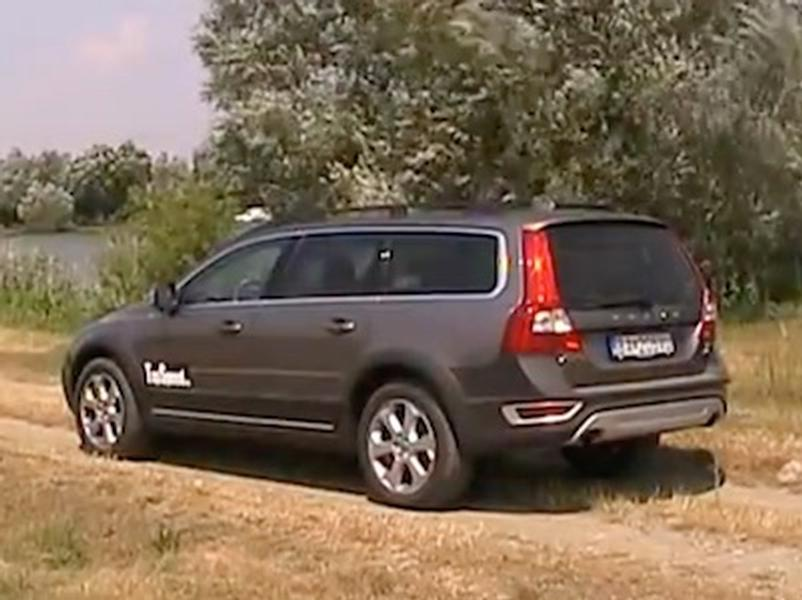 Test Volvo XC70 D5 AWD