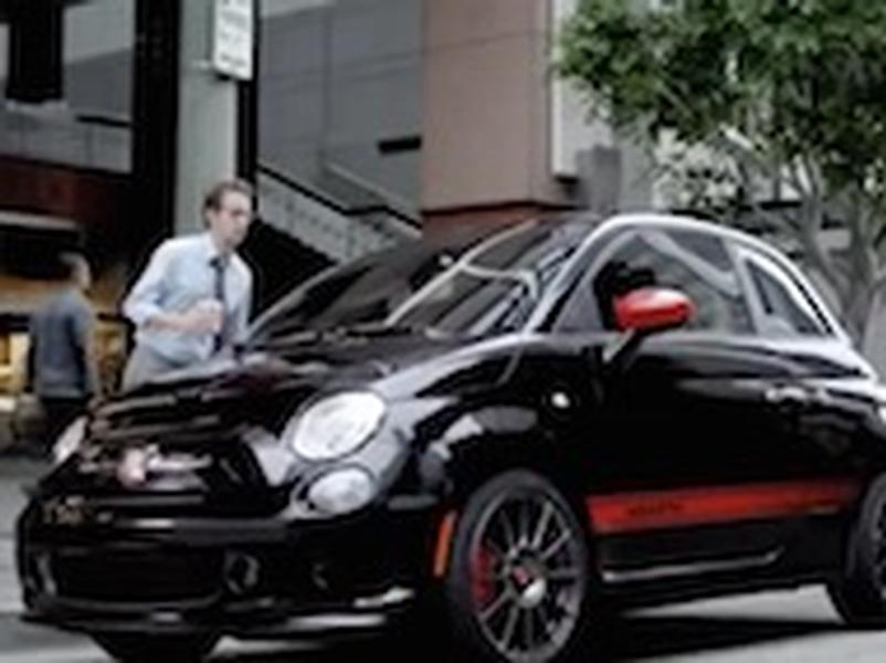 Video test Fiat 500 Abarth