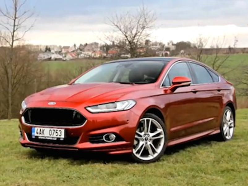 Test Ford Mondeo 2.0 EcoBoost