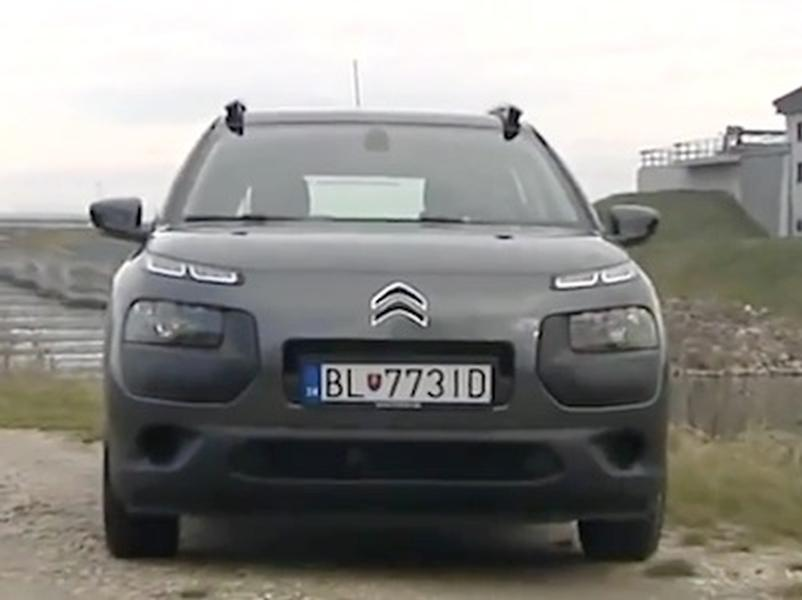 Video test Citroen C4 Cactus 1.2