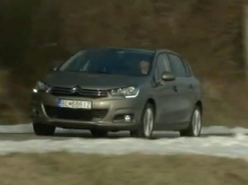 Video test Citroën C4 BLUE HDi 100