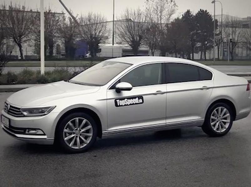 Video test VW Passat 2.0 TDI DSG