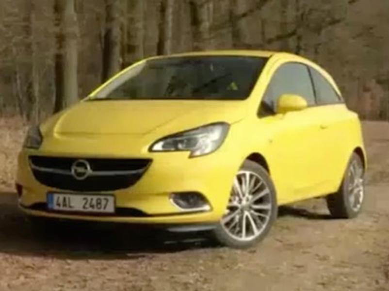 Video test Opel Corsa 3D 1.0