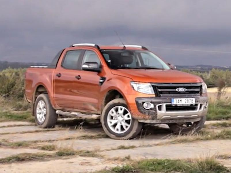 Test Ford Ranger Wildtrak 3.2 TDCi