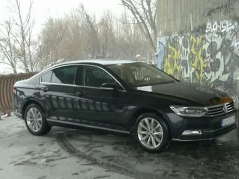 Video test VW PASSAT 2,0 TDI