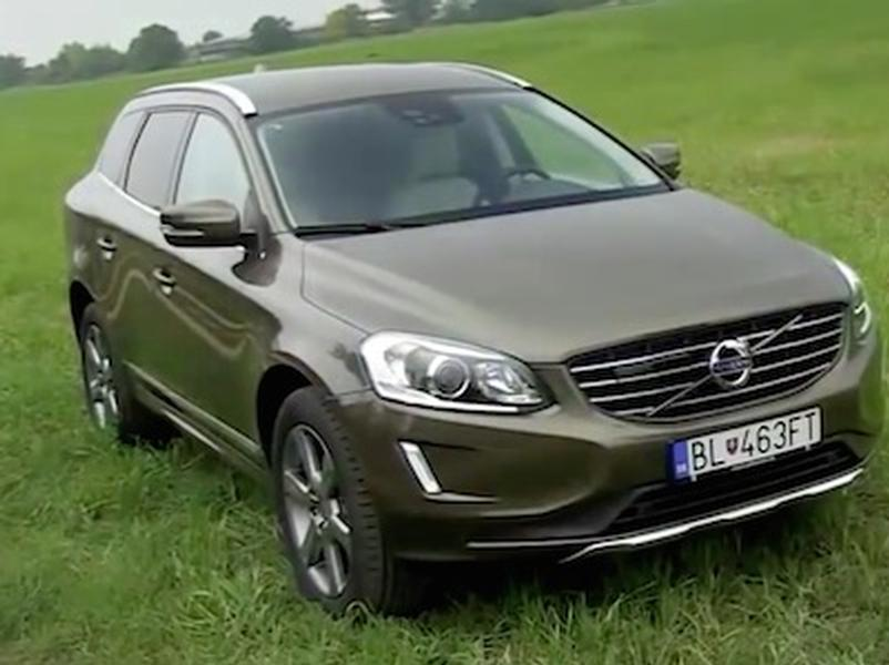 Test Volvo XC60 D5 AWD