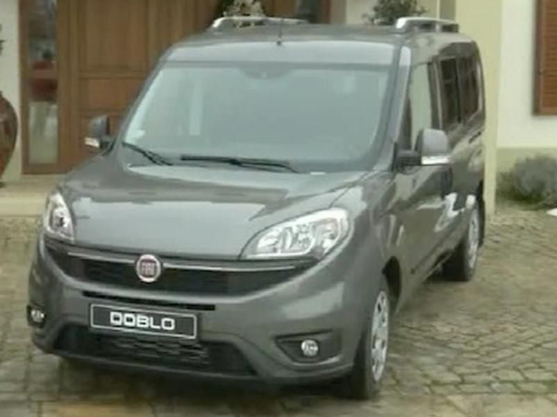Test Fiat Doblo 1,6 MultiJet