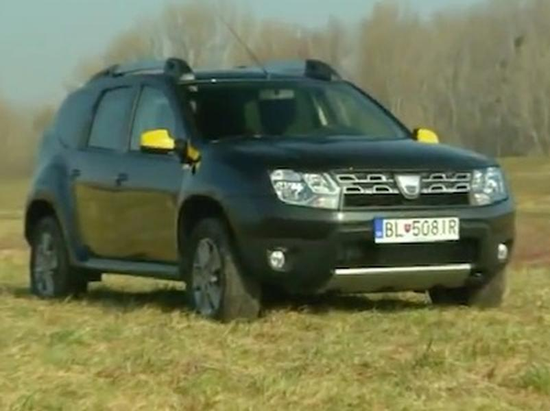 Test Dacia Duster 1,5 dCi