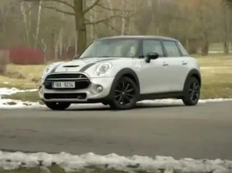 Video test Mini Cooper SD 5D AT